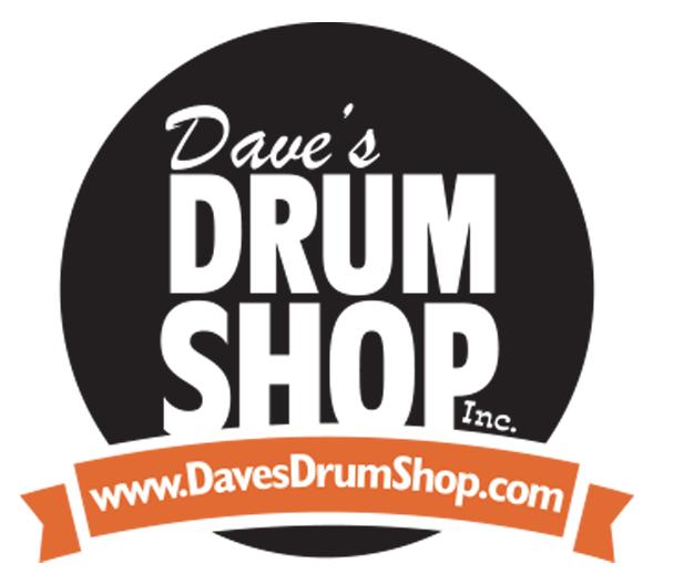 Dave's Drum Shop logo
